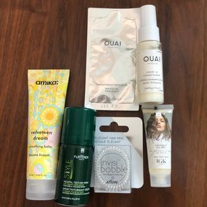 Other - Deluxe Hair Samples from Ipsy and Allure